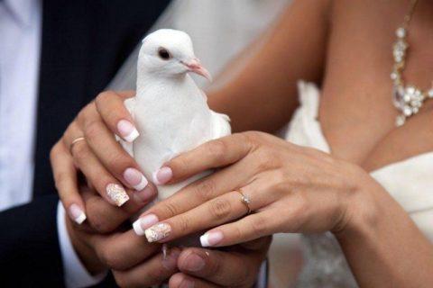 Свадебный маникюр — особенности и рекомендации