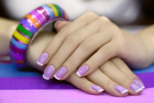 Ремонт ногтя