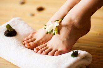 Парафинотерапия ног в Краснодаре