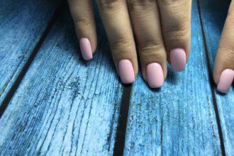 Выравнивание ногтевой пластины в Краснодаре